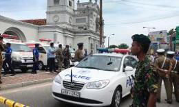 斯里兰卡爆炸死亡人数升至207人 两名中国人遇难