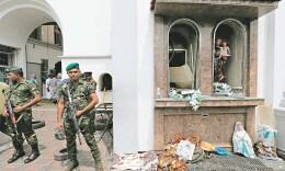 斯里兰卡已逮捕13名当地嫌犯 正调查是否有海外联系