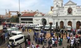 斯里兰卡爆炸案致290人死500人伤 13名嫌犯落网