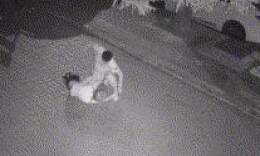 大連公安通報:深夜暴打猥褻女孩嫌疑人被刑拘