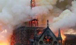 巴黎圣母院火災調查:初步排除人為縱火的可能性