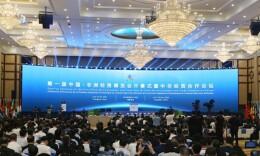 第一屆中國-非洲經貿博覽會在長沙開幕