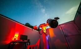 湖湘自然笔记丨夏夜,赶赴一场银河与流星雨的盛会