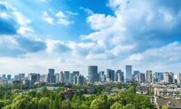 湖南上半年14个市州城市空气质量优良率为86.6%