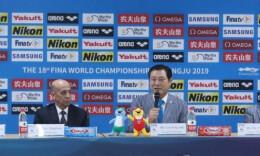 国际泳联:根据新规,运动员如冒犯对手或观众可被剥夺奖牌