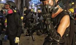 警察抓人法官放人?香港媒体呼吁法官不能充当暴徒庇护者