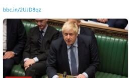 """英女王批準法案,堵上了約翰遜""""無協議脫歐""""的路"""