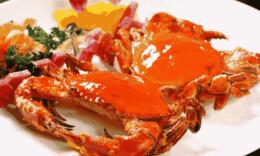 """外省螃蟹長沙""""唱主角""""身價不菲 價優味美的螃蟹還要再等等"""