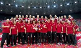 國際排聯最新排名:中國女排時隔一年重返世界第一