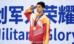 剛剛,中國代表團軍運會獎牌數破百