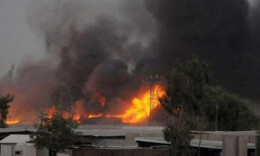 美国驻伊拉克巴格达大使馆附近遭3枚火箭弹袭击