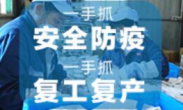 """湘企复工复产按下""""快进键"""" 危中觅商机"""