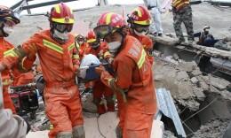 国家卫健委调派18人医疗组开展泉州酒店坍塌事故救治