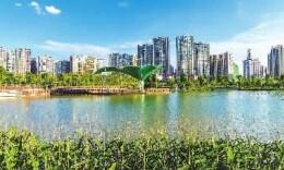 湘潭丨城區綠化覆蓋率達45.81%