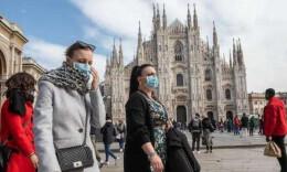 意大利新冠肺炎确诊病例逼近10万例
