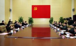 杜家毫许达哲等省领导分别走访慰问驻湘部队官兵