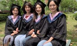 """湖南中医药大学现""""学霸寝室"""" 4女生全部考上名校研究生"""