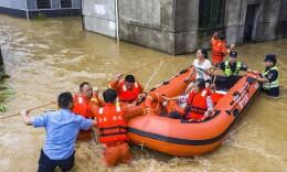 我国仍处于主汛期,洪涝灾害发生可能性仍很大