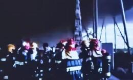 沪昆高速雪峰山突发事故,初步确定无人员伤亡,应急处置有序进行