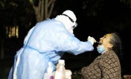 喀什:核酸检测已采样超30万人,预计两天时间完成全民检测