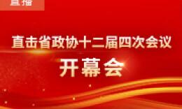 直播回顾丨湖南省政协第十二届四次会议在长开幕