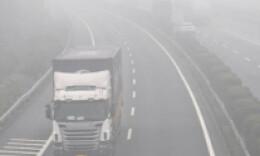湖南阴雨再度发展 今晨长沙等地浓雾致交通管制