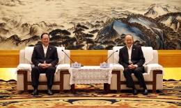 湖南省政府与四川省政府举行座谈 毛伟明黄强出席并讲话