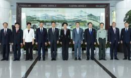 张迎春当选新一届湘潭市委书记 胡贺波、刘扬当选市委副书记