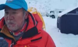 最新!测量登山队预计上午10点左右到达顶峰