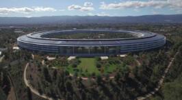 耗资50亿美元的苹果新园区长这样?