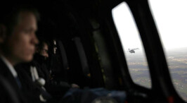 美国总统特朗普抵达瑞士 将出席达沃斯论坛