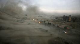 沙尘暴有多恐怖——世界沙尘暴图鉴