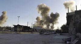 """叙政府军和反政府武装""""伊斯兰军""""冲突加剧"""