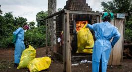 刚果(金)埃博拉病毒肆虐 已致59人死亡