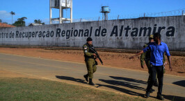 巴西監獄暴動死亡人數升至57人