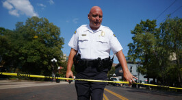 美國代頓市槍擊事件已致10死26傷