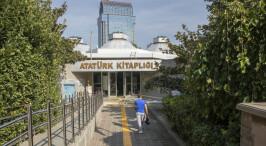 伊斯坦布尔:疫情下的公共图书馆