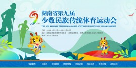湖南省第九届少数民族传统体育运动会