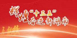 """【專題】輝煌""""十三五"""" 奮進新湖南"""