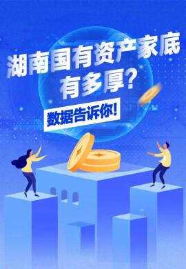 一图读懂|湖南国有资产家底有多厚?数据告诉你!