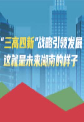 """""""三高四新""""战略引领发展 这就是未来湖南的样子"""