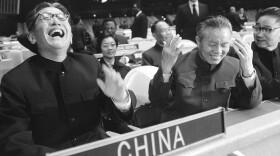 现在看依旧激动人心!50年前联大会场响起2分钟的掌声