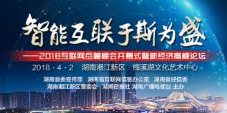 2018互联网岳麓峰会