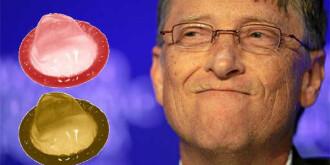 比尔・盖茨:最薄避孕套或明年上市 能提升快感