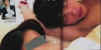 日本男星叫8位小姐寻欢被偷拍床照 紧急向粉丝道歉