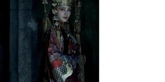 """最美cos原型!《寻龙诀》曝光Angelababy""""粽子""""造型勾人心魄"""
