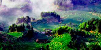 散文:新化四章丨一个巨大的谜团,一处熨帖的故乡
