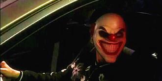 戴恐怖面具开车,交警蜀黍会怕你?
