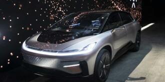 """电动智能互联""""新物种""""来袭! Faraday Future首款量产车震撼发布"""