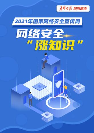 """【圖解】2021年國家網(wang)絡(luo)安全宣傳周 網(wang)絡(luo)安全""""漲知識"""""""